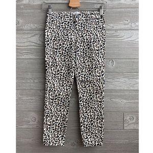 The Children's Place leopard pants size 8